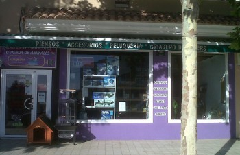 pet shop javea